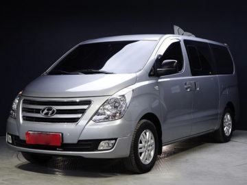 Hyundai H-1 (Grand Starex), 2016. LPI Wagon Smart