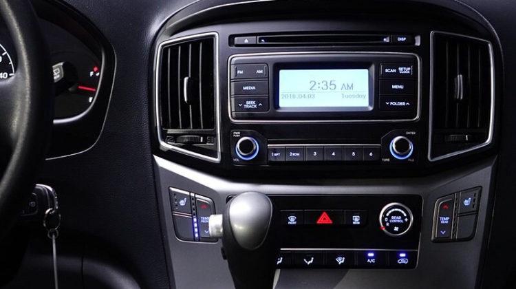 Hyundai H-1 (Grand Starex), 2016. LPI Wagon Smart
