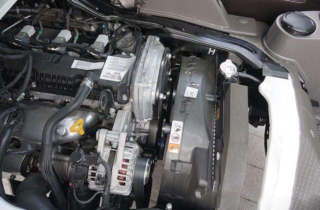 Hyundai Porter, 2018. Рефрижератор