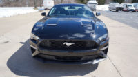 Ford Mustang, 2018. Ecoboost